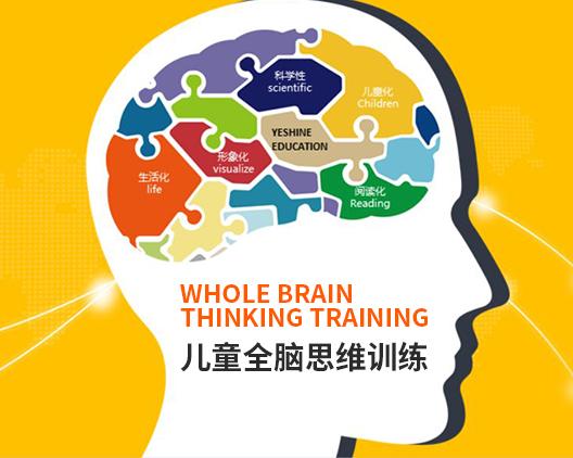 儿童全脑思维训练